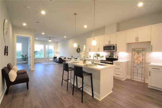 4507 E Martin Luther King Jr Blvd #122, Austin, TX 78721 (#1864083) :: RE/MAX IDEAL REALTY