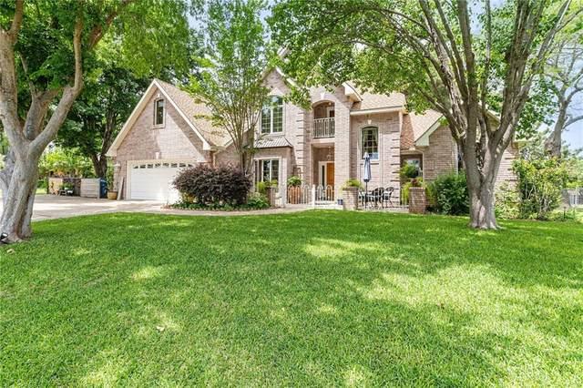 254 Brae Burn Cir, Meadowlakes, TX 78654 (#1864639) :: Papasan Real Estate Team @ Keller Williams Realty