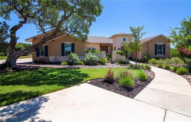 824 Via Principale, New Braunfels, TX 78132 (#1866853) :: Zina & Co. Real Estate