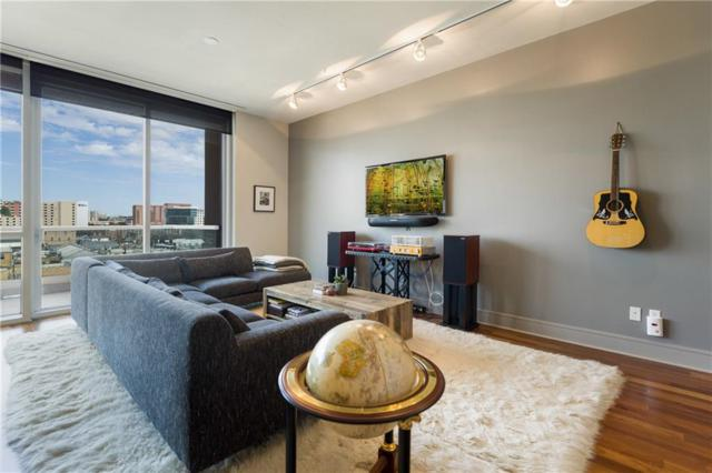 555 E 5th St #713, Austin, TX 78701 (#1867001) :: Ben Kinney Real Estate Team
