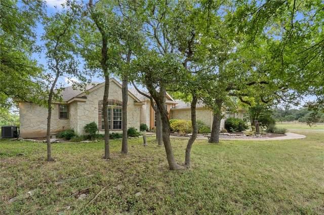 2812 Lost Oak Cv, Georgetown, TX 78628 (#1867304) :: Papasan Real Estate Team @ Keller Williams Realty