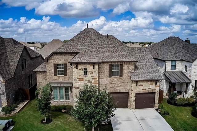 405 Millard St, Georgetown, TX 78628 (#1869066) :: Ben Kinney Real Estate Team