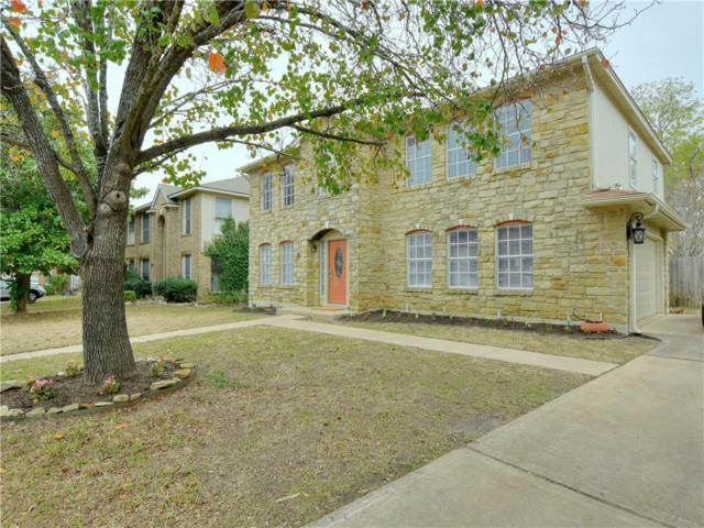 8501 Fern Bluff Ave, Round Rock, TX 78681 (#1869660) :: The Heyl Group at Keller Williams