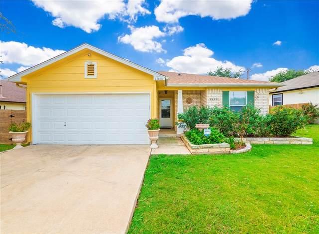 11801 Arrowmound Pass, Del Valle, TX 78617 (#1874016) :: Papasan Real Estate Team @ Keller Williams Realty