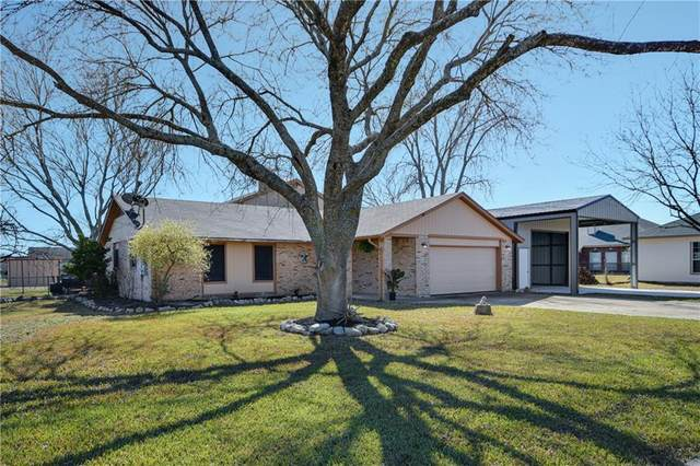 50103 Ironhorse Trl, Georgetown, TX 78626 (#1878198) :: Realty Executives - Town & Country