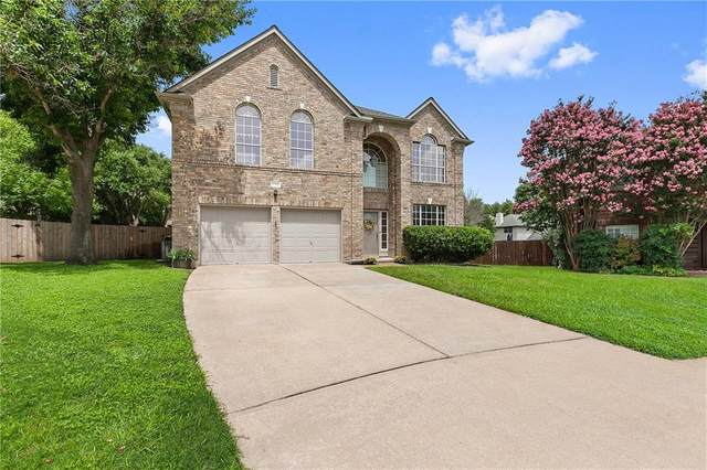 1714 Amber Skyway Cv, Round Rock, TX 78665 (#1878546) :: Ben Kinney Real Estate Team