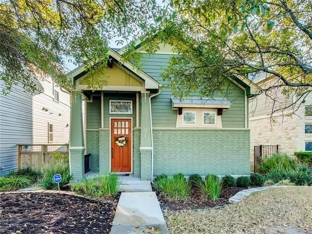 911 Morrow St, Austin, TX 78757 (#1880308) :: 10X Agent Real Estate Team