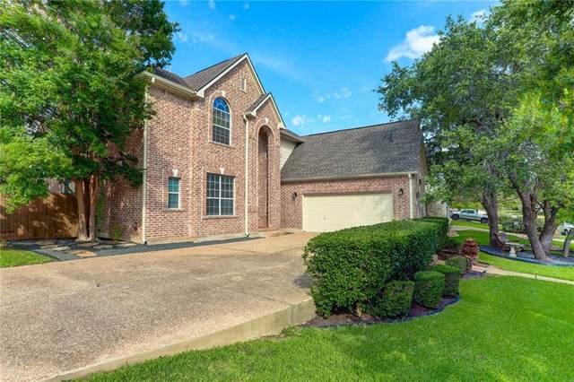 12620 Uvalde Creek Dr, Austin, TX 78732 (#1881113) :: Papasan Real Estate Team @ Keller Williams Realty