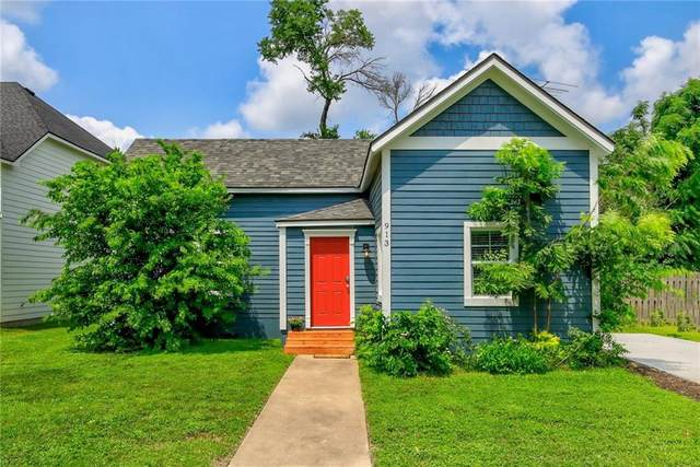 913 Lexington St, Taylor, TX 76574 (#1882065) :: Zina & Co. Real Estate