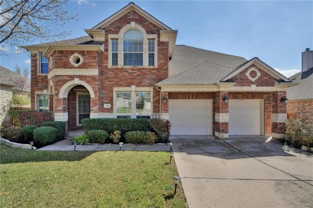 3114 Fiorellino Pl, Cedar Park, TX 78613 (#1883569) :: Papasan Real Estate Team @ Keller Williams Realty