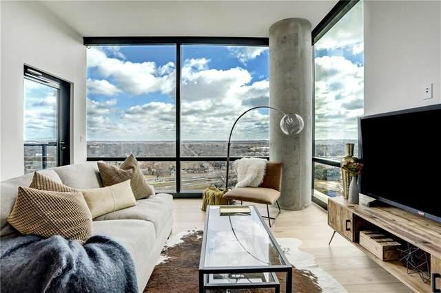 70 Rainey St #1203, Austin, TX 78701 (#1884483) :: Lauren McCoy with David Brodsky Properties