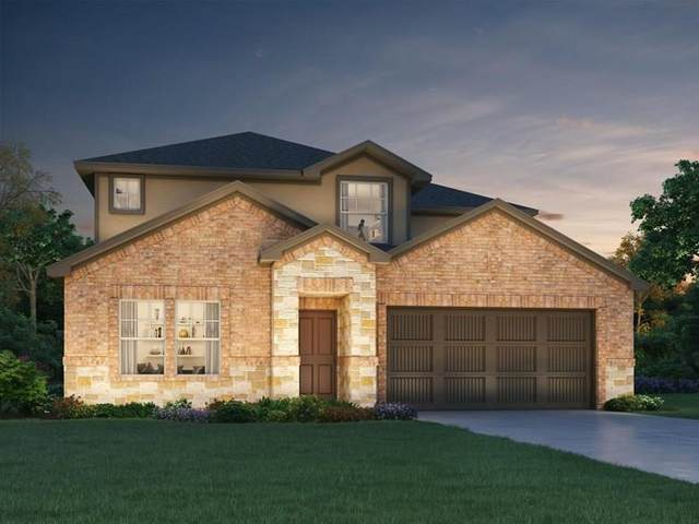 414 Windy Reed Rd, Hutto, TX 78634 (#1884988) :: Lancashire Group at Keller Williams Realty