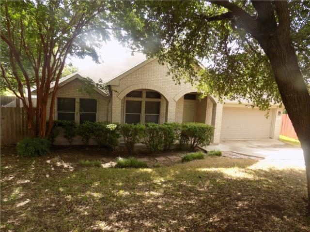 3629 Hawk Ridge St, Round Rock, TX 78665 (#1886478) :: Papasan Real Estate Team @ Keller Williams Realty