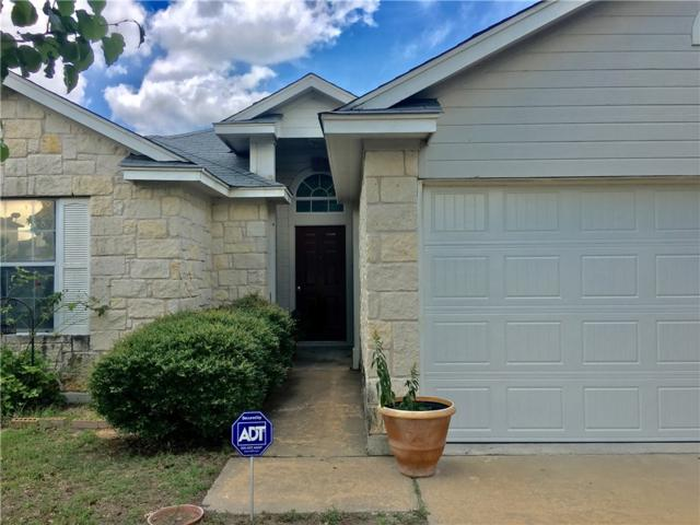 319 Estate Dr, Hutto, TX 78634 (#1887144) :: The Heyl Group at Keller Williams
