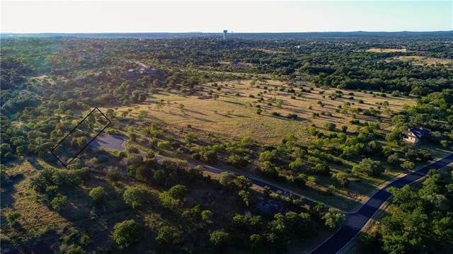 Lot 87A Morning Star Ct, Horseshoe Bay, TX 78657 (#1887159) :: RE/MAX Capital City