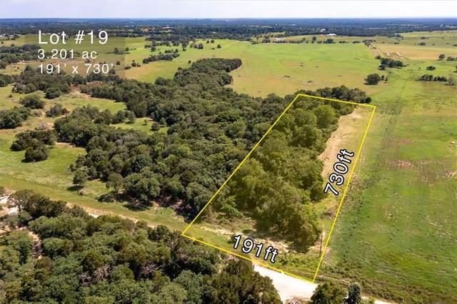 Lot 19 Eely Rd, Mcdade, TX 78650 (#1887354) :: Papasan Real Estate Team @ Keller Williams Realty