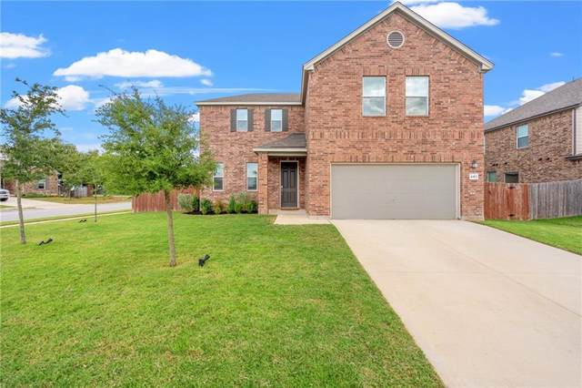4412 Hot Springs Dr, Taylor, TX 76574 (#1887615) :: The Perry Henderson Group at Berkshire Hathaway Texas Realty