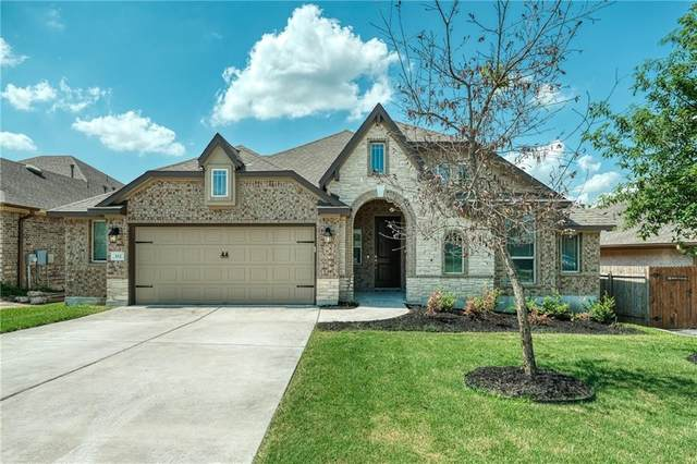 112 Limerick Cv, Hutto, TX 78634 (#1889355) :: The Summers Group