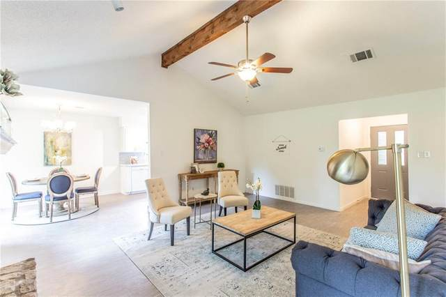2908 Bull Run, Taylor, TX 76574 (#1891063) :: Papasan Real Estate Team @ Keller Williams Realty
