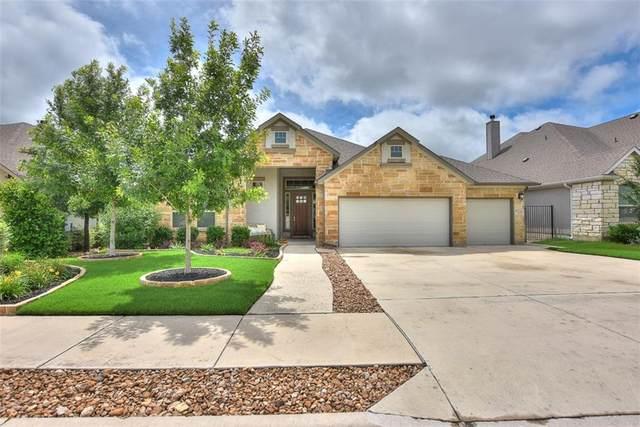 208 Cortona Ln, Georgetown, TX 78628 (MLS #1891332) :: Green Residential