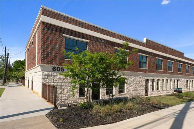 605 E University Ave #215, Georgetown, TX 78626 (#1895483) :: Watters International