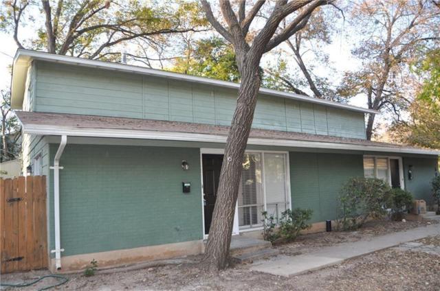 607 E 43rd St A, Austin, TX 78751 (#1897748) :: Watters International