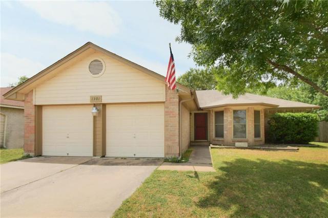 1301 Batavia Dr, Pflugerville, TX 78660 (#1897996) :: RE/MAX Capital City