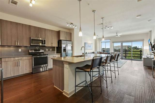 3600 S Lamar Blvd #414, Austin, TX 78704 (#1899124) :: Lauren McCoy with David Brodsky Properties