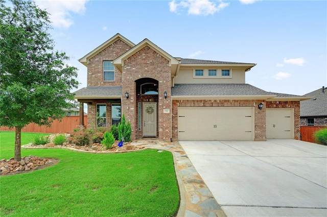 2742 Sorano Ave, Round Rock, TX 78665 (#1899990) :: Watters International