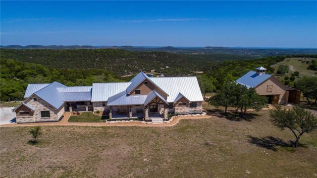 1555 Brushy Ridge Trl, Blanco, TX 78606 (#1900074) :: Watters International
