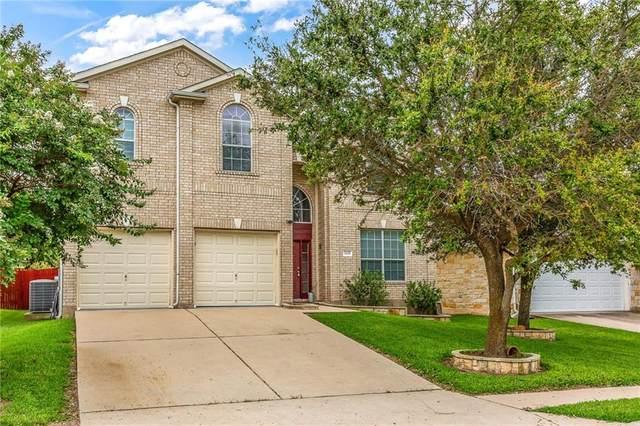 3428 Shiraz Loop, Round Rock, TX 78665 (#1901072) :: Papasan Real Estate Team @ Keller Williams Realty