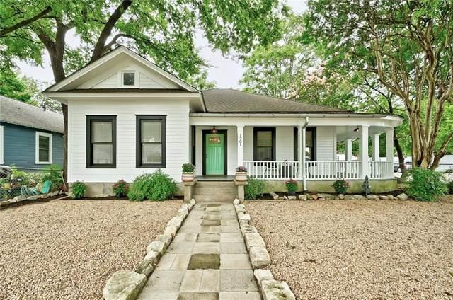 1701 Willow St, Austin, TX 78702 (#1903558) :: Watters International