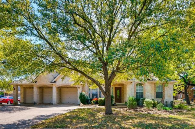 327 Champions Dr, Georgetown, TX 78628 (#1903602) :: Lancashire Group at Keller Williams Realty
