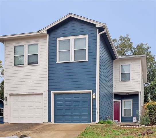 1810 Adina St B, Austin, TX 78721 (#1904017) :: Realty Executives - Town & Country