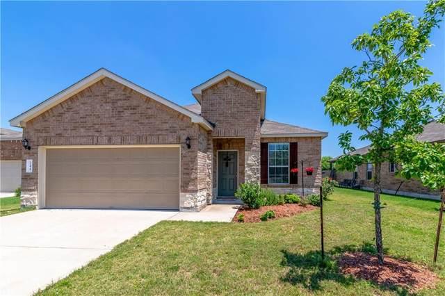 244 Stella Gold St, Buda, TX 78610 (MLS #1905044) :: Bray Real Estate Group
