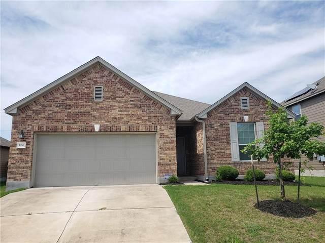 124 Carrington St, Hutto, TX 78634 (#1905995) :: Zina & Co. Real Estate