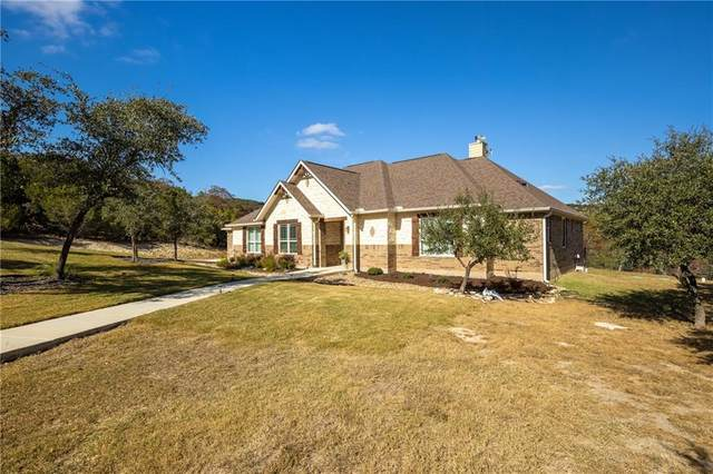 901 Angostura Ln, Wimberley, TX 78676 (#1906948) :: First Texas Brokerage Company