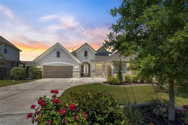2105 Peoria Dr, Leander, TX 78641 (#1911555) :: Ben Kinney Real Estate Team