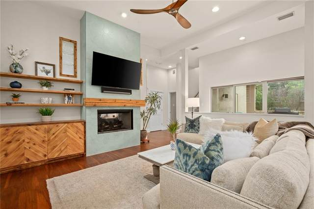 6413 Forest Hills Dr C, Austin, TX 78746 (#1914066) :: Green City Realty
