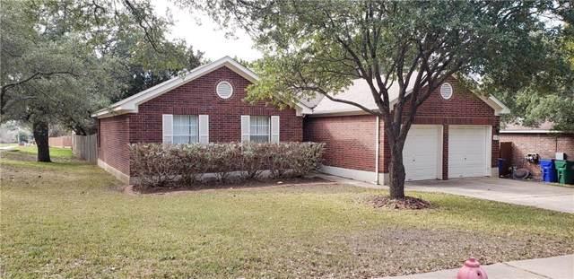 1701 Oakmont Ln, Cedar Park, TX 78613 (#1915448) :: The Gregory Group