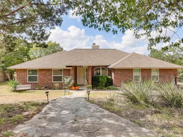 1058 Sunset Canyon Dr S, Dripping Springs, TX 78620 (#1922300) :: Watters International