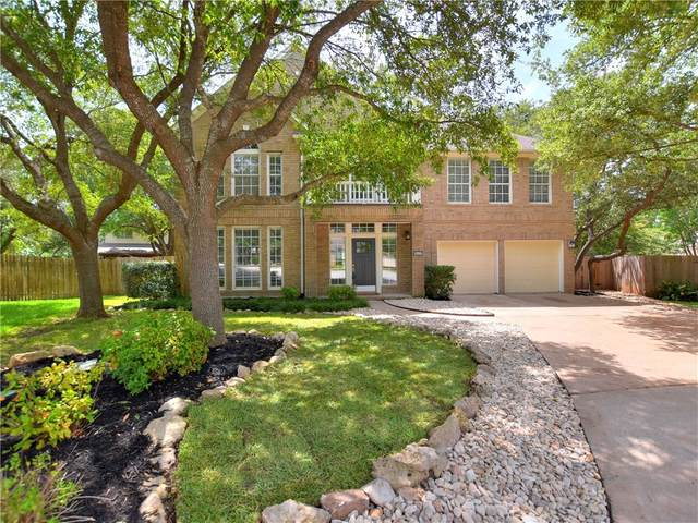 12805 Bivins Ct, Austin, TX 78732 (#1925665) :: The Perry Henderson Group at Berkshire Hathaway Texas Realty