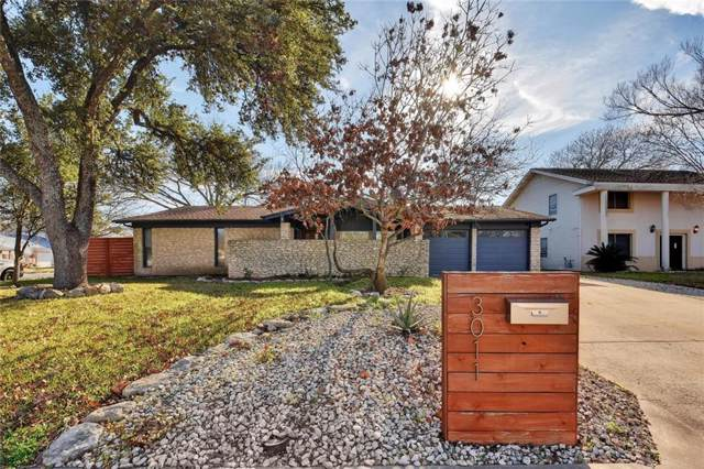 3011 Maplelawn Cir, Austin, TX 78723 (#1927826) :: The Perry Henderson Group at Berkshire Hathaway Texas Realty