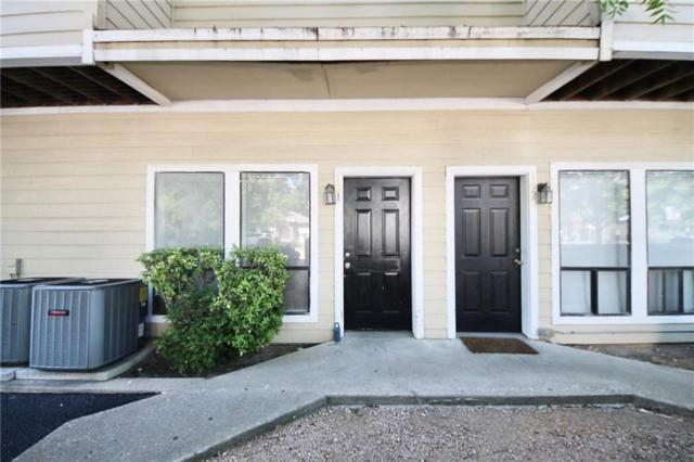 2510 San Gabriel St #101, Austin, TX 78705 (#1928998) :: Van Poole Properties Group