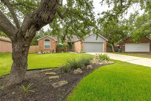 1811 Bent Oak Cv, Leander, TX 78641 (#1929418) :: Papasan Real Estate Team @ Keller Williams Realty