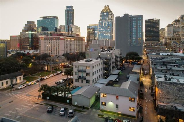 410 E 5th St 501A+B, Austin, TX 78701 (#1931585) :: The Gregory Group