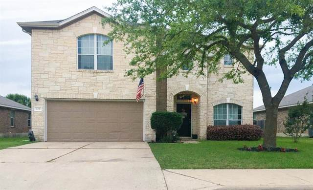 121 Castle Dr, Hutto, TX 78634 (#1935423) :: Papasan Real Estate Team @ Keller Williams Realty