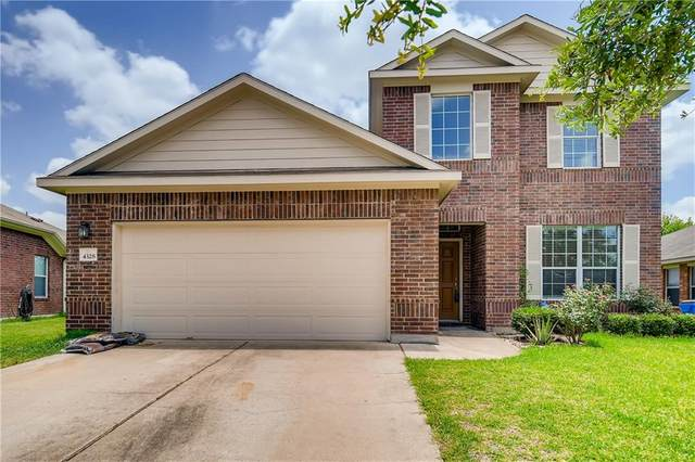 4328 Hidden Park Dr, Pflugerville, TX 78660 (#1938960) :: Ben Kinney Real Estate Team