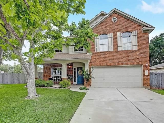 1211 Heritage Hill Cv, Cedar Park, TX 78613 (#1940069) :: Papasan Real Estate Team @ Keller Williams Realty