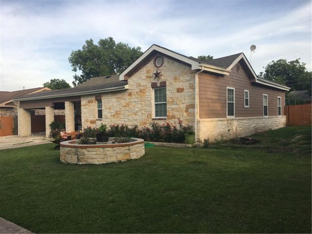 502 E Davilla St, Granger, TX 76530 (#1940300) :: The Heyl Group at Keller Williams